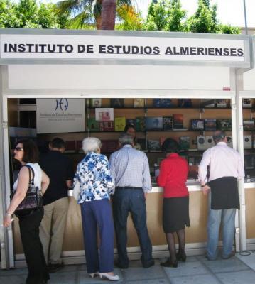 FERIA DEL LIBRO DE ALMERÍA 2011