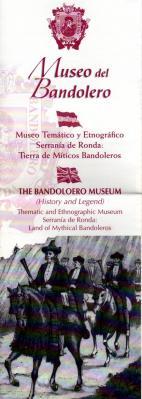 ¨EL BENDITO¨ EN EL MUSEO DEL BANDOLERO
